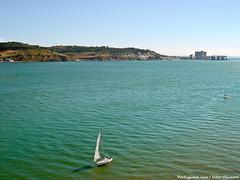 Rio Tejo - Portugal