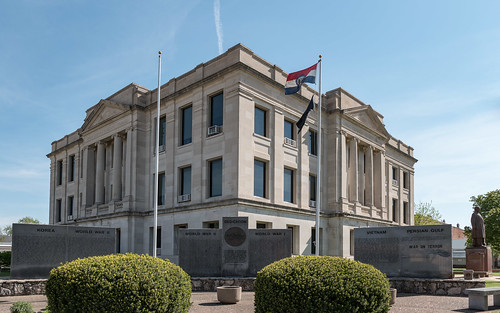 architecture us unitedstates missouri courthouse pikecounty bowlinggreen