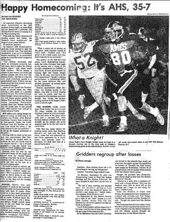 1986 AHS Football scanned newspaper article p016