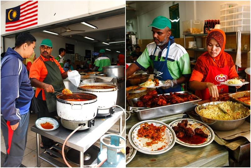 Fish Head Curry Jalan Kg Attap KL