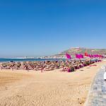 Plage d'Agadir