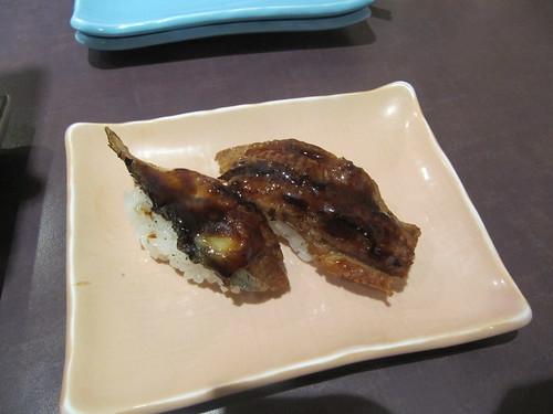 京都競馬場まとゐ鮨のお寿司
