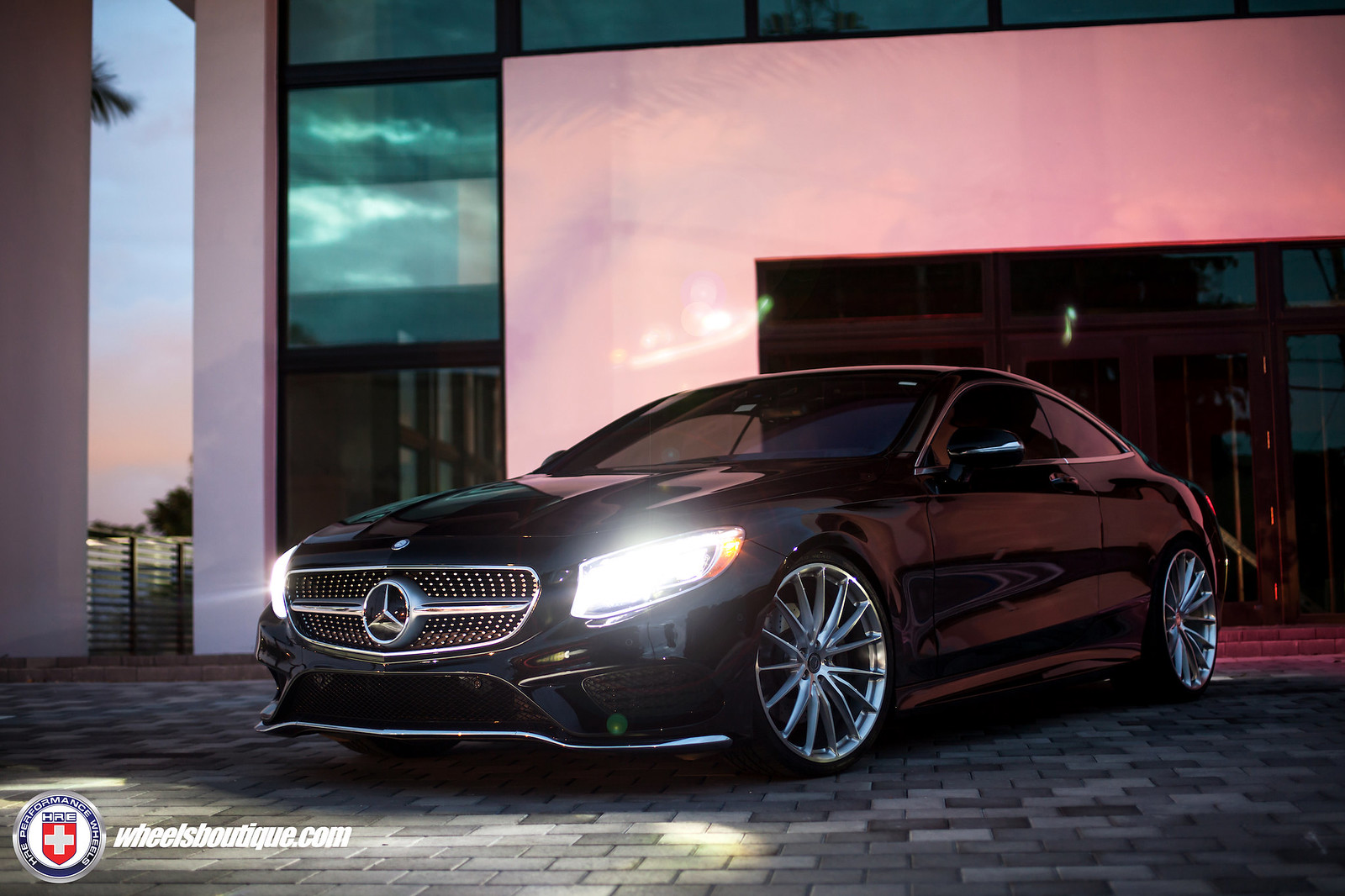 Pirelli P Zero Nero >> Mercedes Benz S550 Coupe on HRE P103's by Wheels Boutique - McLaren Life