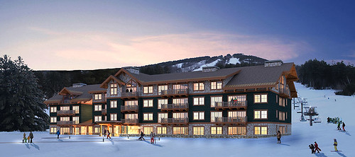 Canmore rendering