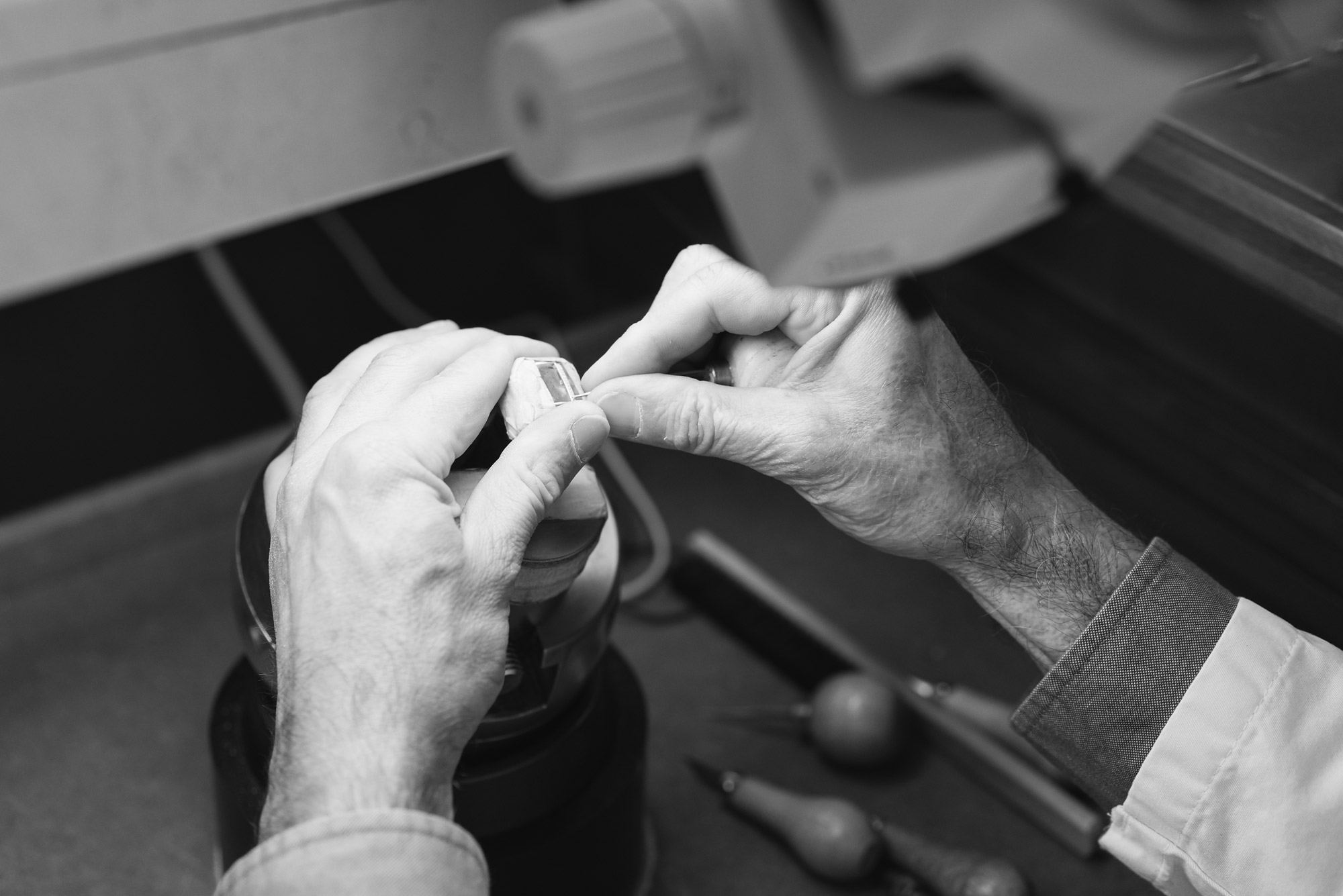 Inside the Jaeger-LeCoultre manufacture