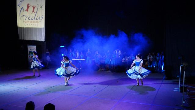 Gala ORURO - GREDAS 2015