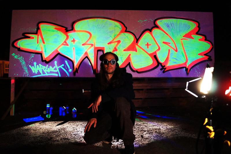 Das Musikvideo zu WARLOCK BUSINESS ist abgedreht! Release im Laufe des Februar auf youtube.com/tapeteberlin