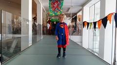 Everett At The Queens Museum Spooktacular