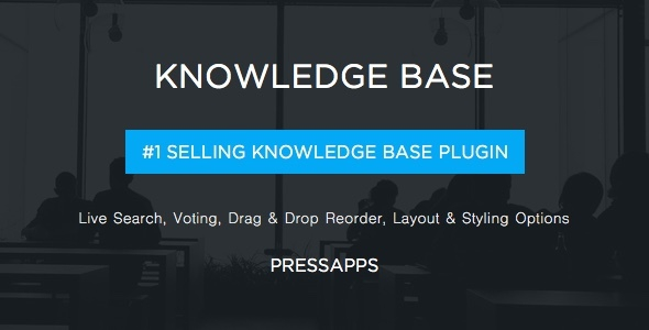Codecanyon Knowledge Base v2.0 - Helpdesk | Wiki WordPress Plugin