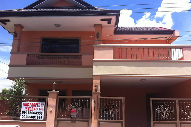 House for Rent Angeles City Punta Verde Ref# 0000741