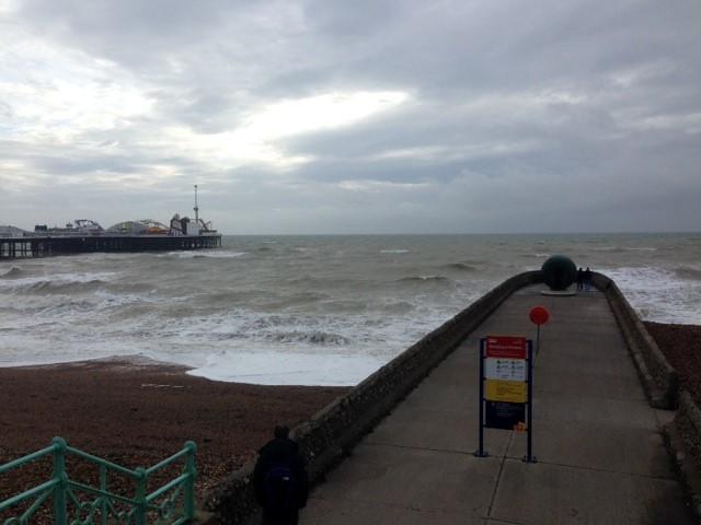 Brighton beach2