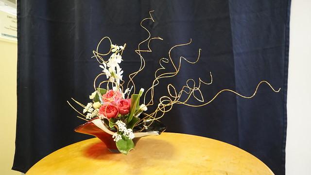 2015.01.23 Flower Arrangement Pieces
