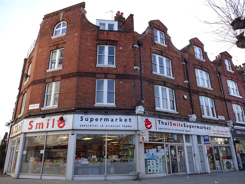 Thai Smile, Hammersmith, London W6