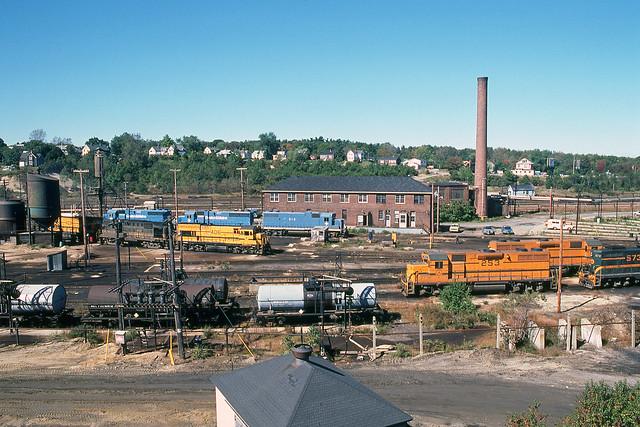 1979 09-23 1300.2 MEC Rigby Yard, S. Portland, ME