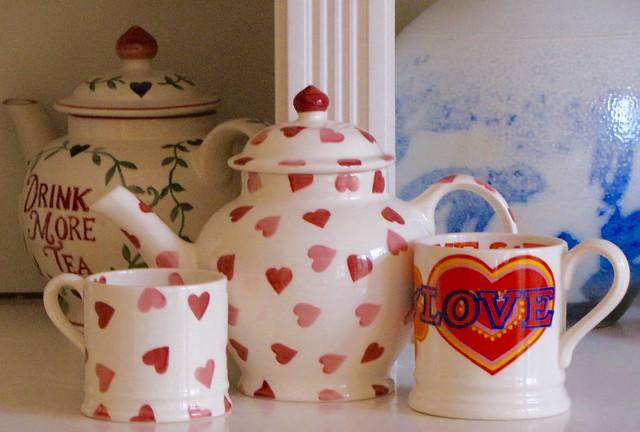 Valentine Tea