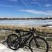 Post-blizzard Biking on MVT by Mr.TinDC