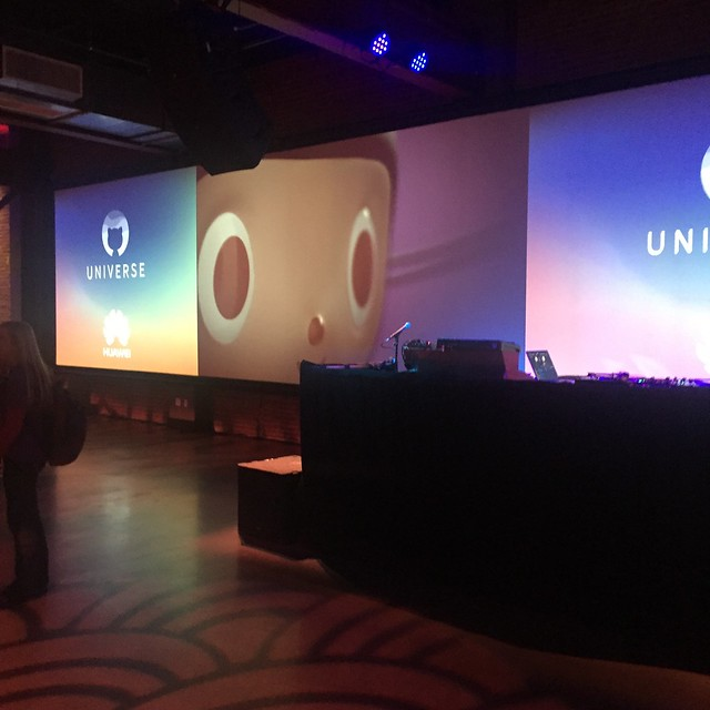 GitHub Universe 애프터 파티