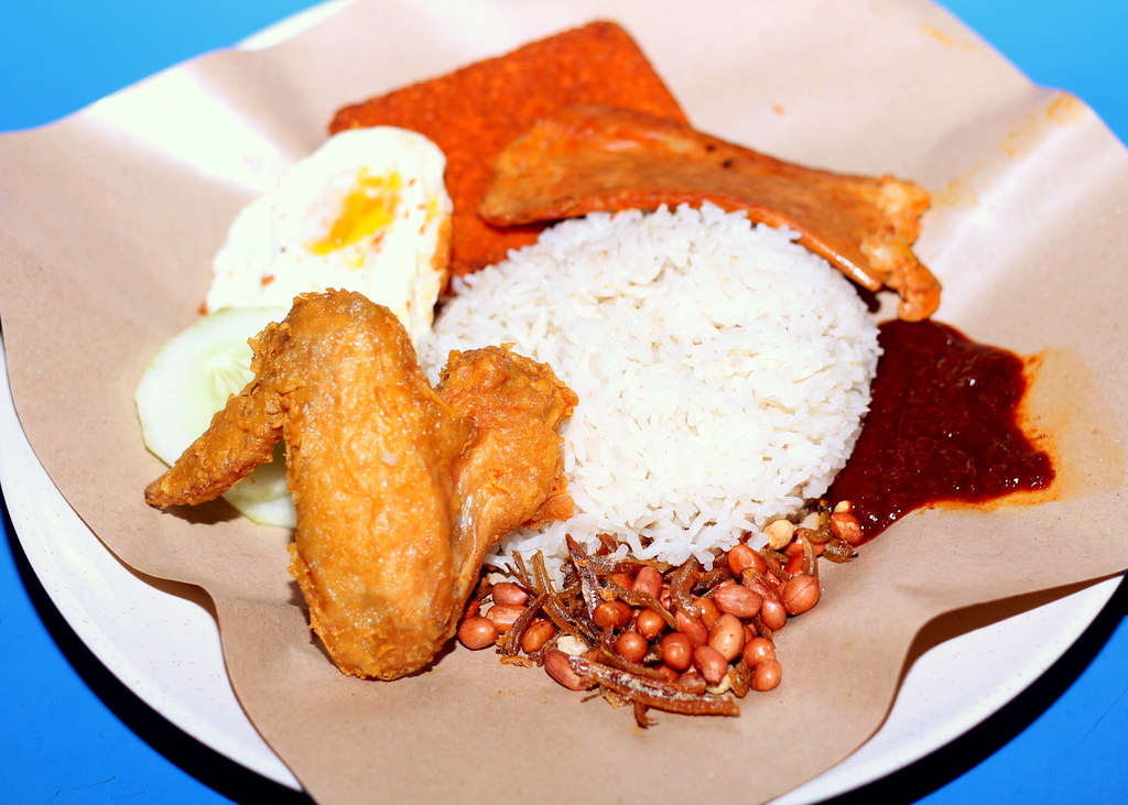 Eateries Open During Chinese New Year: Boon Lay Power Nasi Lemak