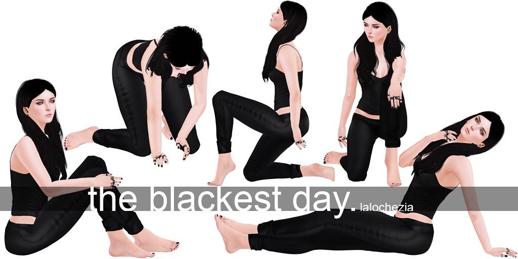 -Lalochezia- The Blackest Day ad