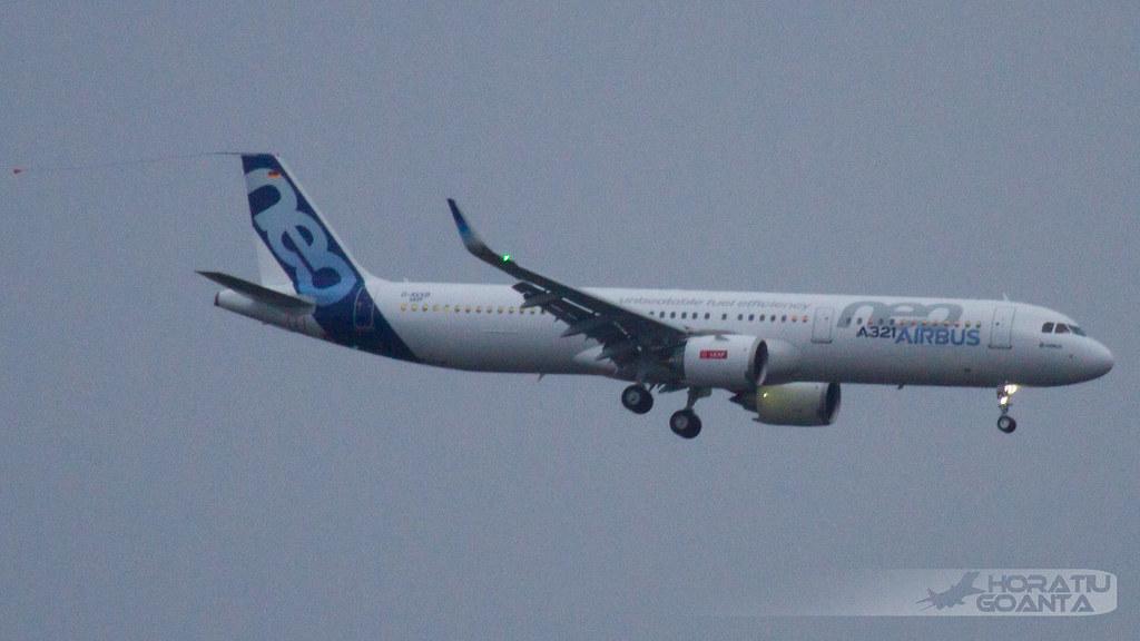D-AVXB - A21N - Airbus