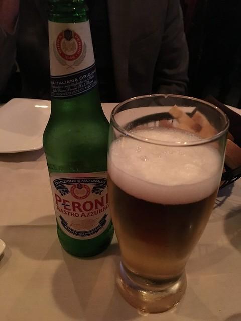 Peroni beer - Poesia