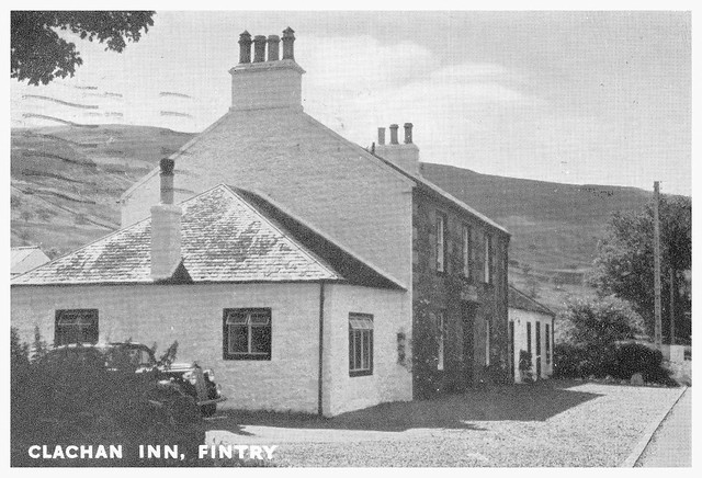 The Clachan Inn, Fintry, Stirlingshire.