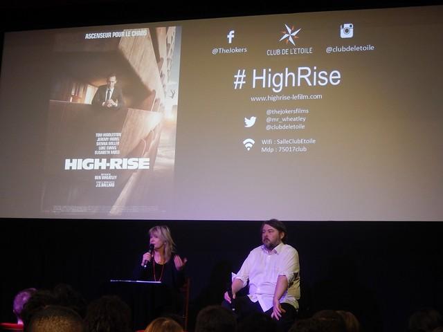 High-Rise : La rencontre avec Ben Wheatley