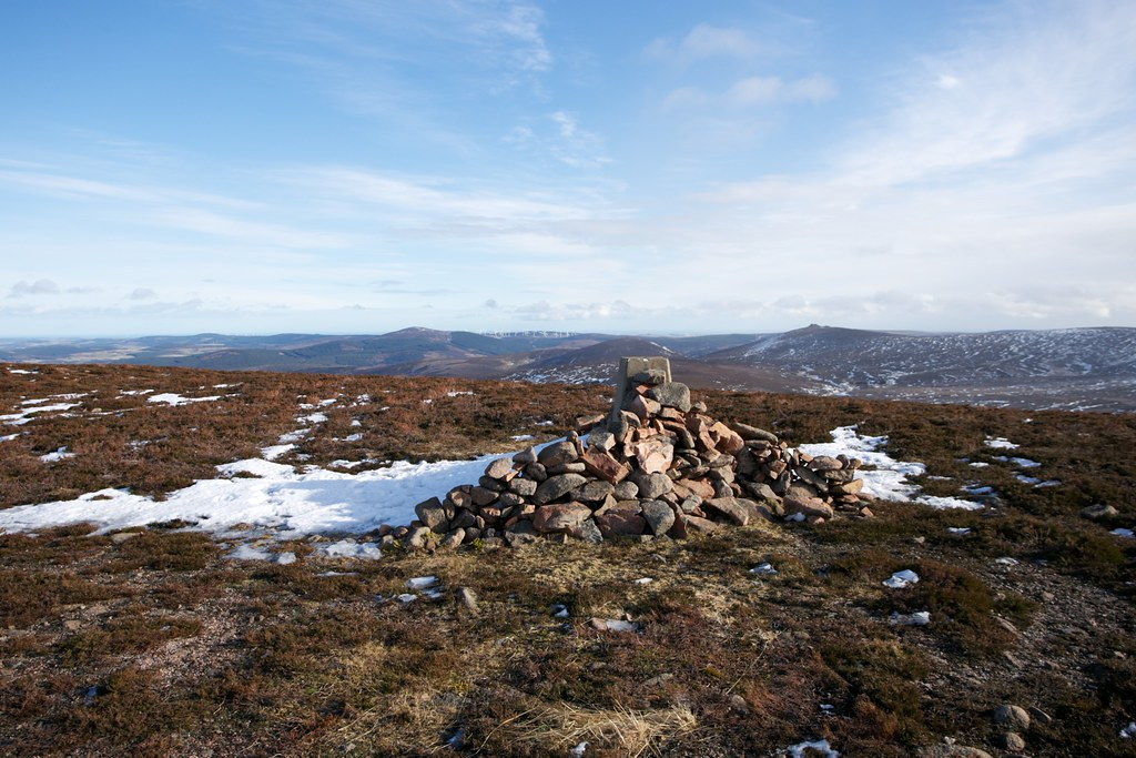 Summit of Peter Hill