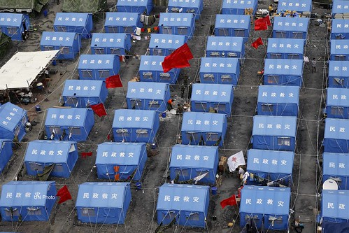 Refugee & IDP Camps from Above