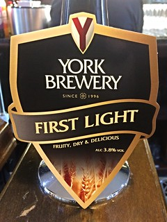 York Brewery, First Light, England