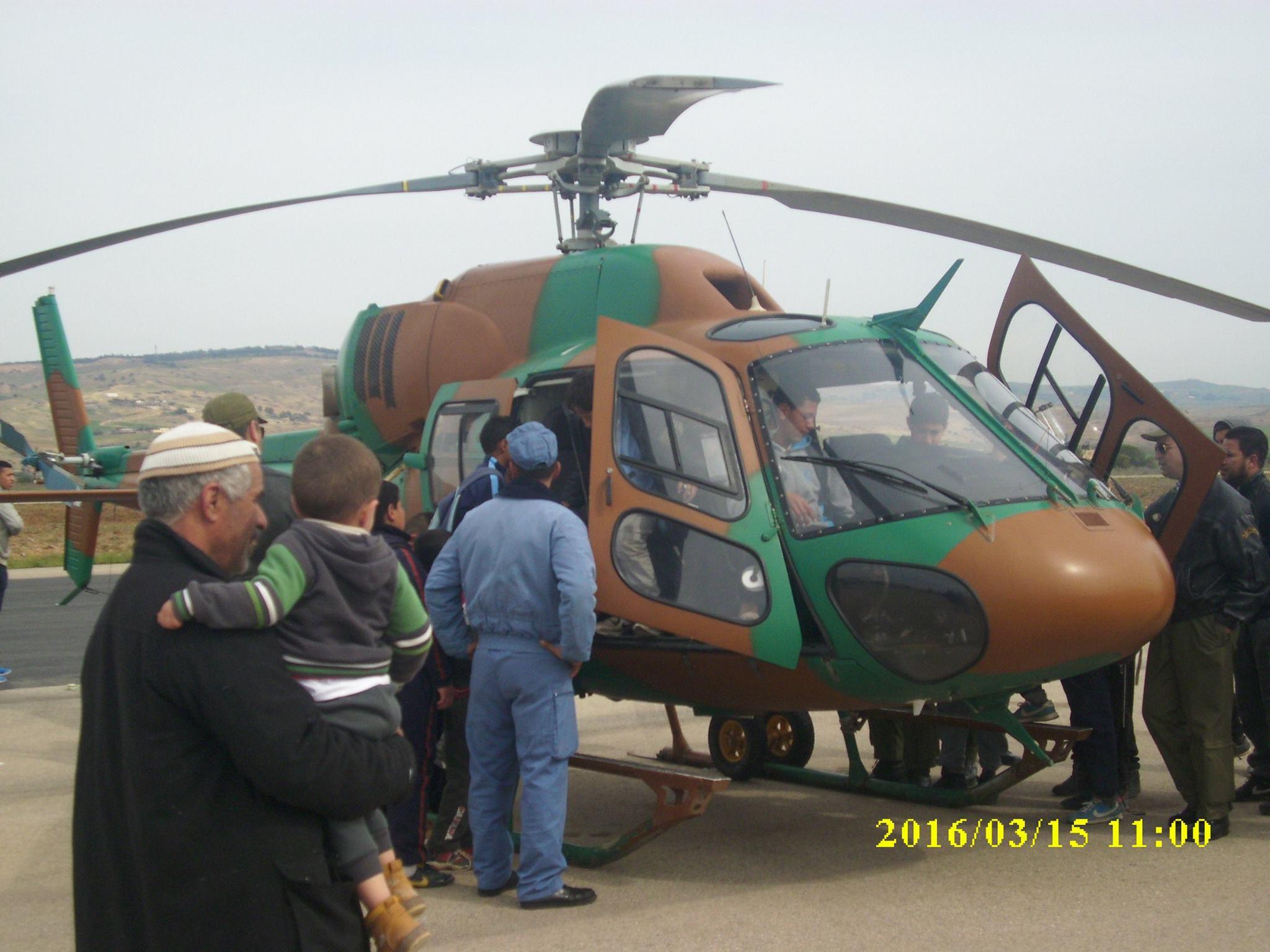 صور مروحيات القوات الجوية الجزائرية Ecureuil/Fennec ] AS-355N2 / AS-555N ] 25276081063_1c32a62f76_o