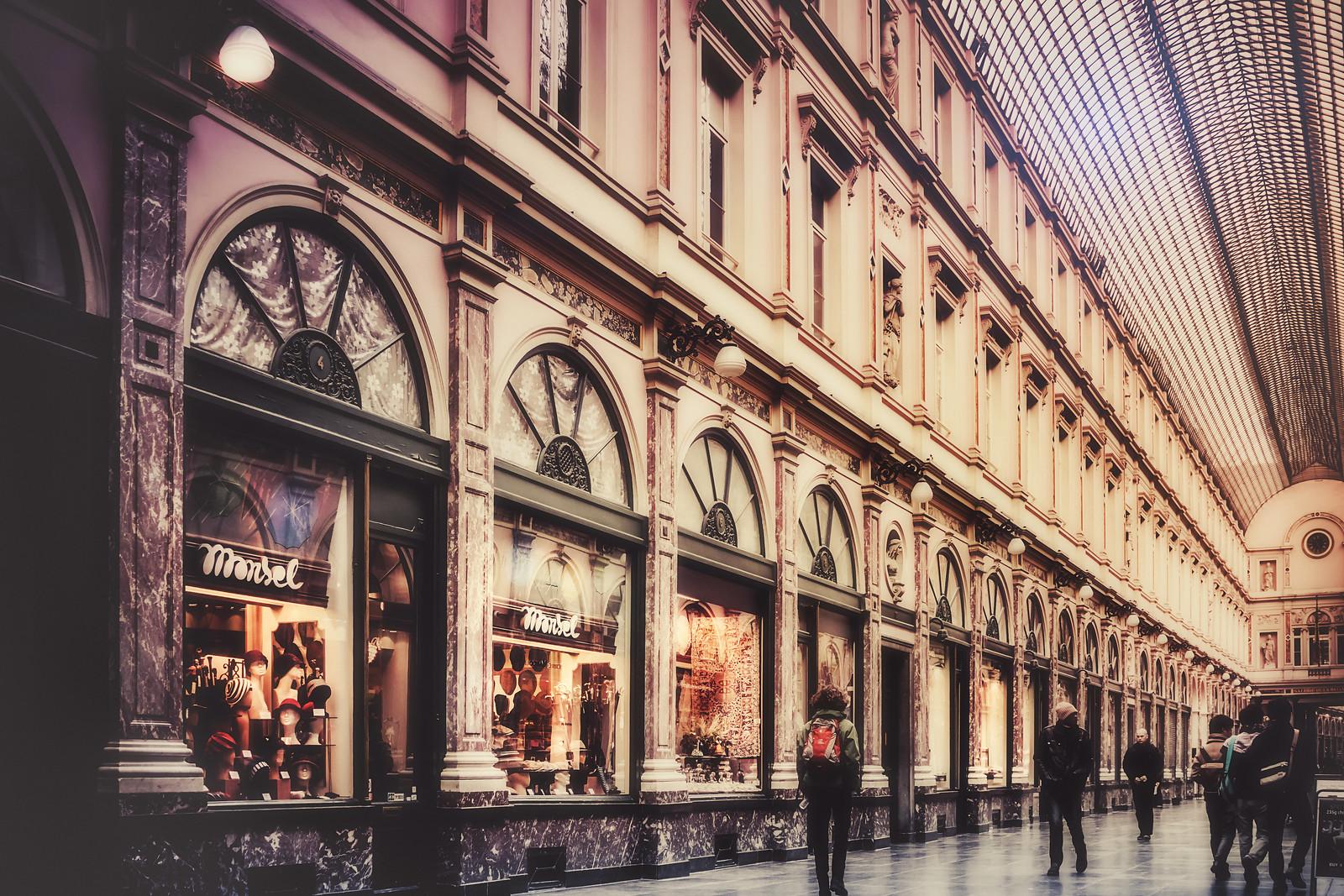 Brussel, Konniginnegalerij