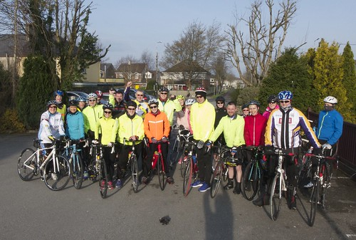 Mentored cycling 2016