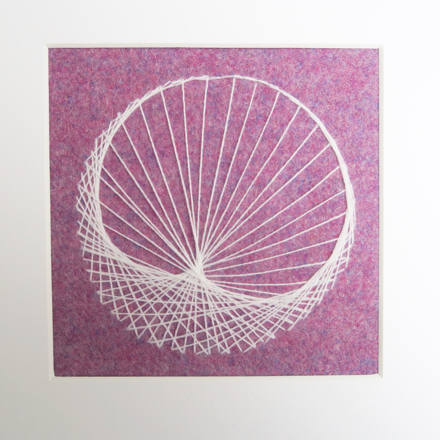 fig string art