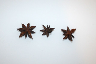 06 - Zutat Sternanis / Ingredient star anise