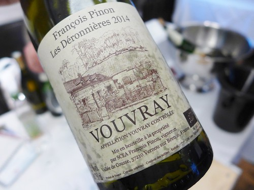 Vouvray Francois Pinon