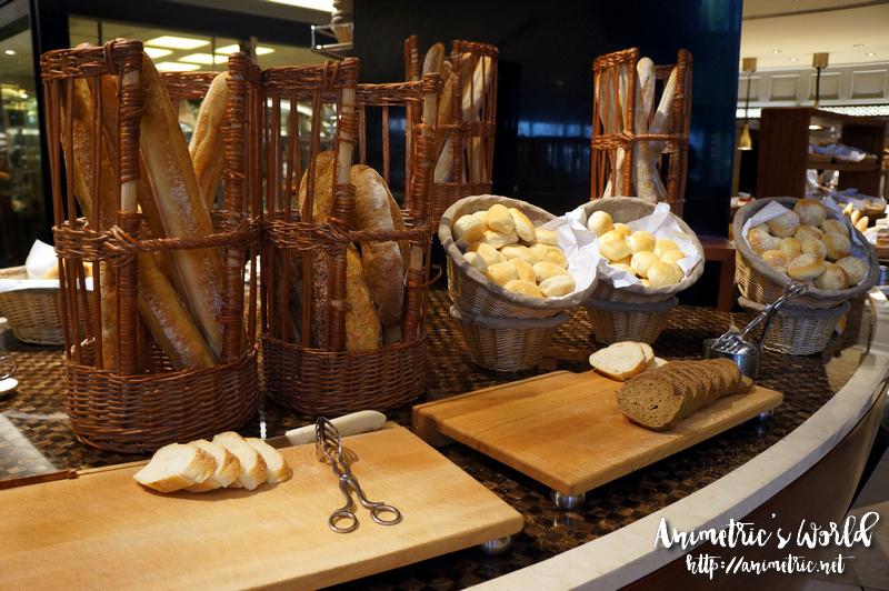 Sofitel Spiral Breakfast Buffet