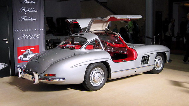 Mercedes-Benz 300 SL (W198)