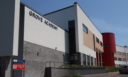 Grove Academy, Broughty Ferry, Dundee.