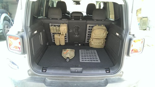 Molle Panels For Trunk Jeep Renegade Forum