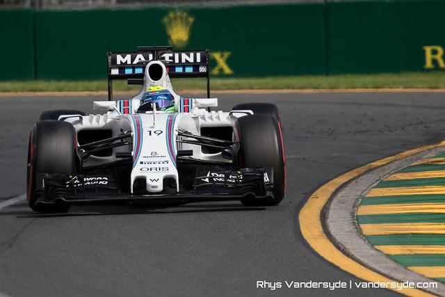 Australian Formula Grand Prix in Melbourne 2016