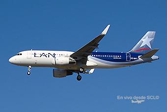 LAN A320 CC-BFT (RD)