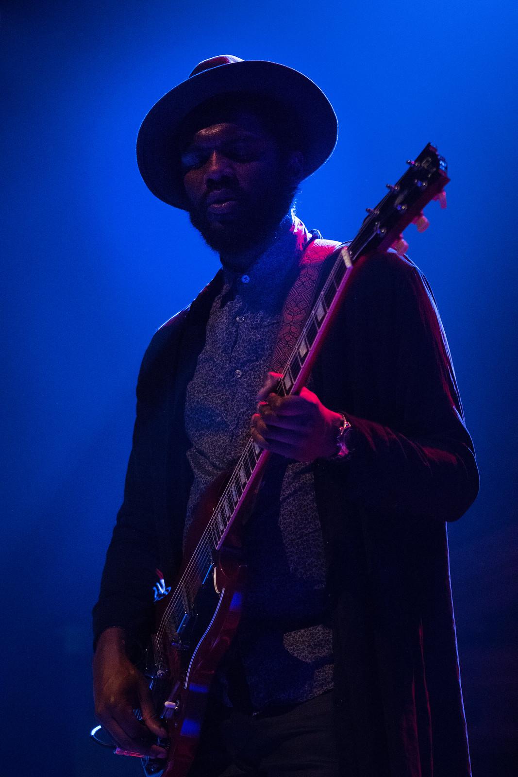 Gary Clark Jr - Denver concert photos
