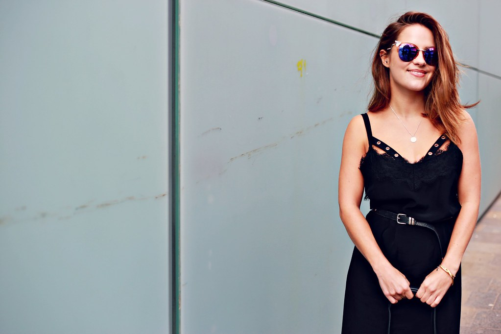 The Little Magpie Slip dress styled three ways 30