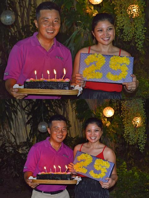 Celebrating my 25th birthday