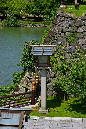 castle japan shrine kumamoto kyushu yatsushiro