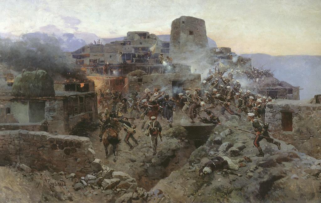 19世纪画家作品选19