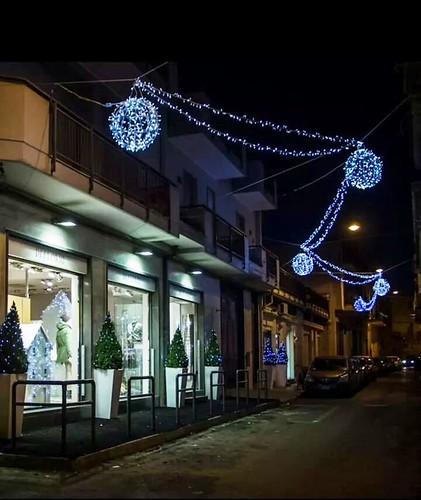 Natale 2014 - Via De Rossi, Noicàttaro