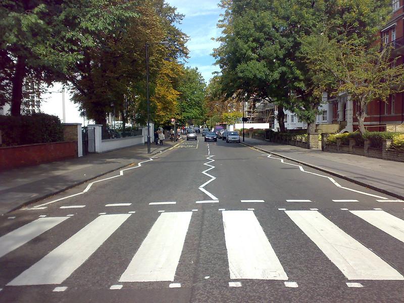 Abbey Road, Londres, Inglaterra