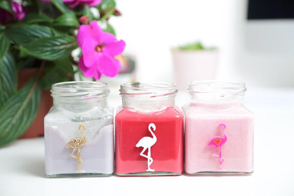 flamingojarcandles, krystelcouture, lifestyleblog, flamingocandles,